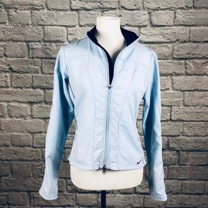 Nike Powder Blue Sphere Dry Zip Jacket